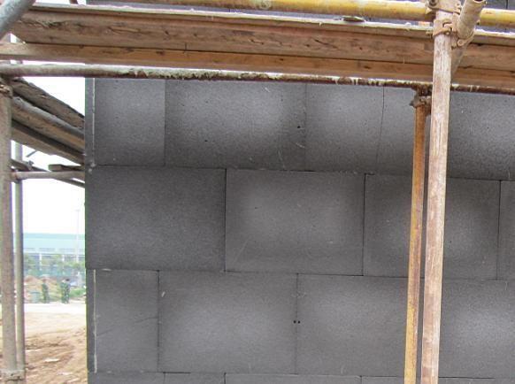 泡沫玻璃保温板墙体施工