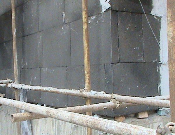 墙面保温施工